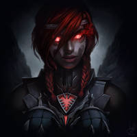 Guild Wars 2 Commission - Vithanna Shebali