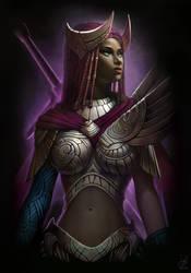 Guild Wars 2 Commission - Aurora Abboud