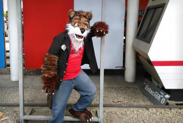 Un lobo es la estacion 0 by lobowupp