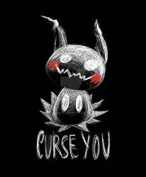 SHIRT - Mimikyu Curse You
