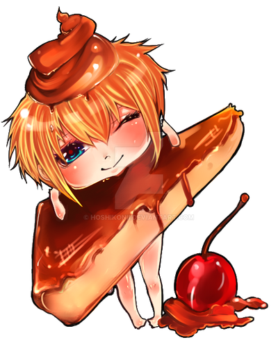 Sweetie Pie by HoshikoNii