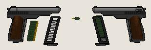 APSv-72 Machine Pistol by Dreamlander4chan