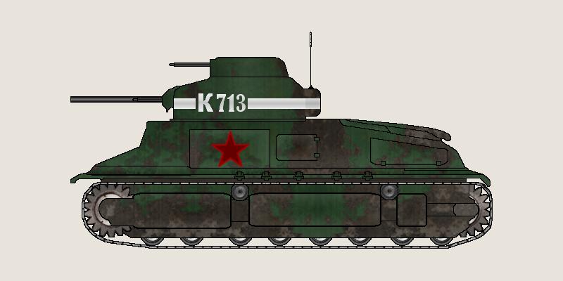 BT-72 Fast Tank by Dreamlander4chan