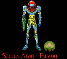 Samus Aran - Fusion