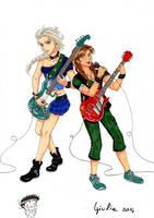 Love the way you play... by shishiyoukai
