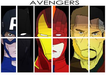 avengers new3 by nadZERO