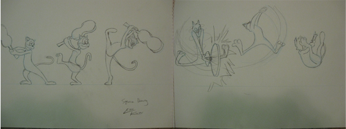Tom and Jerry - Sequence by Hyun1990