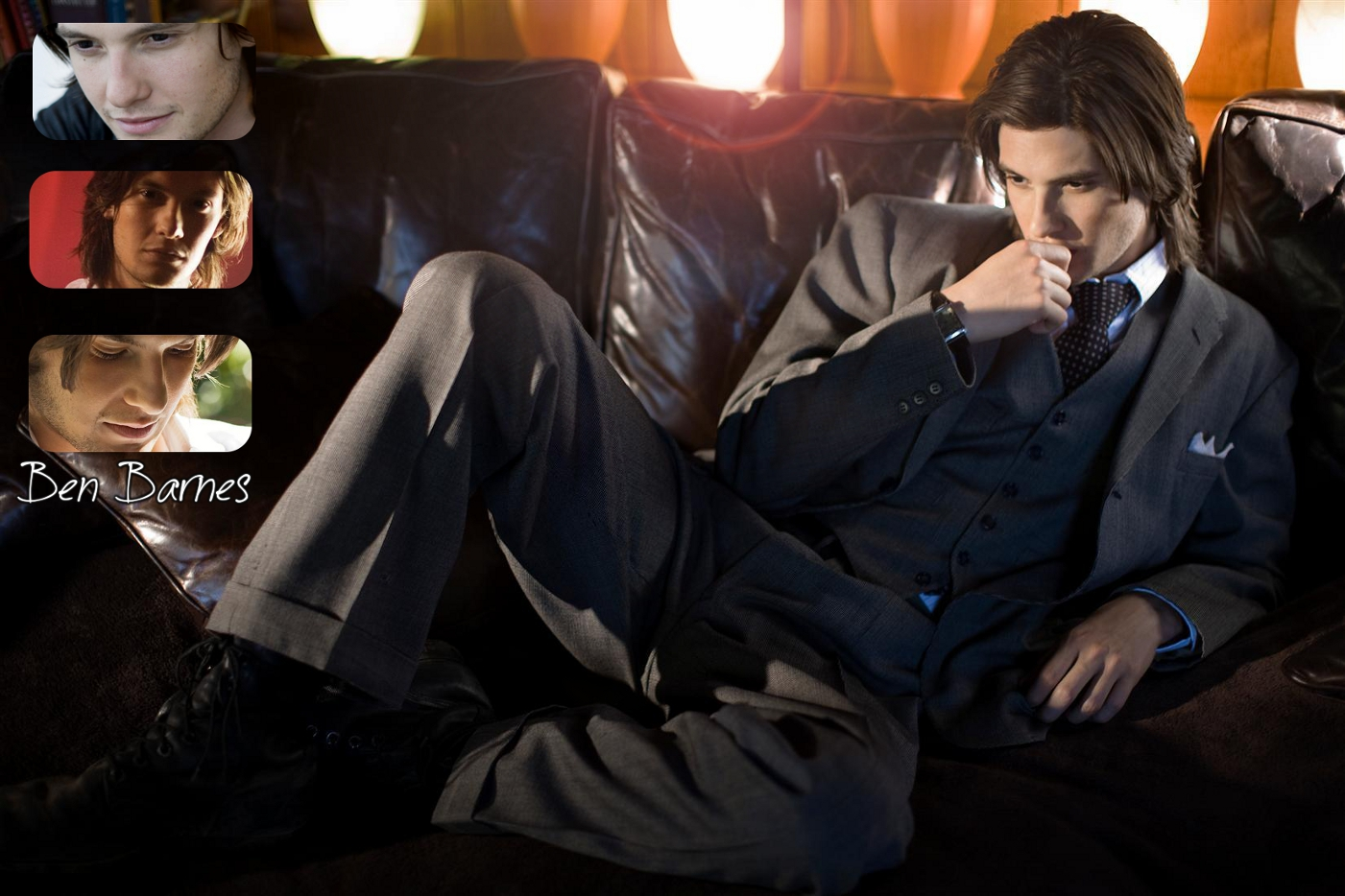 Ben Barnes Wallpaper By Cara Bailey Ilu On Deviantart
