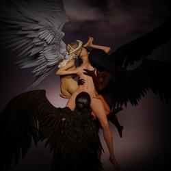 Angelic - Interpretation of La Femme Damnee by Ryselle-Ryssa