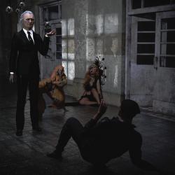 Death by the Tall-Man by Ryselle-Ryssa