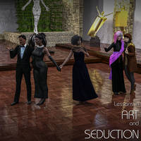 [Promo] Lessons in Art and Seduction