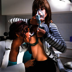 At the Dentist - 05 - Closer by Ryselle-3D