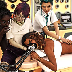 06 - Learning Human - Relaxing Massage by Ryselle-3D