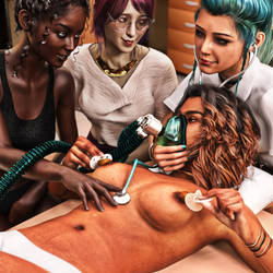 07 - Learning Human - Breath under Stimulation by Ryselle-3D