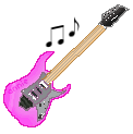 Electric Guitar Pixel by Camalla