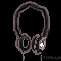 Headphones Pixel by Camalla
