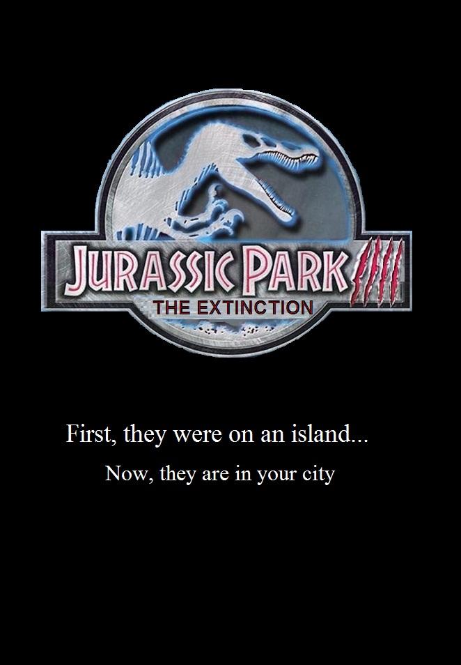 Jurassic Park 4: Extinction by CarnotaurusKickAss on ...