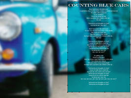 Counting Blue Cars Part II by dizzyflower28