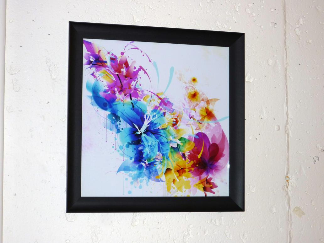 Under Your Spell Framed Print by dizzyflower28
