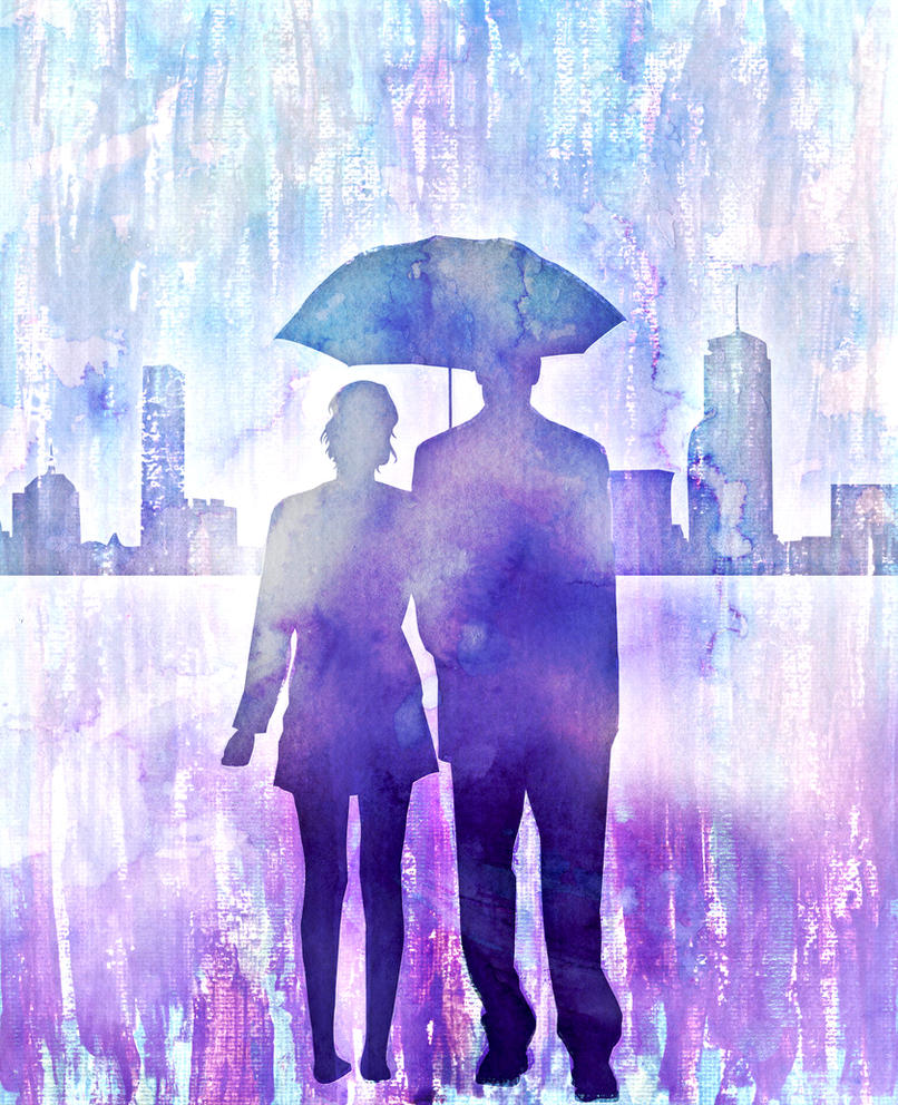 Kiss the Rain by dizzyflower28