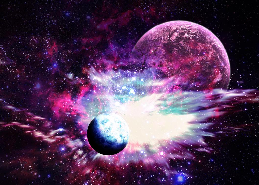 Celestial Existence by dizzyflower28