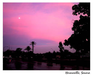 Hermosillo, Sonora by TheEtherealFairy
