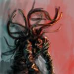 tentacle zombie