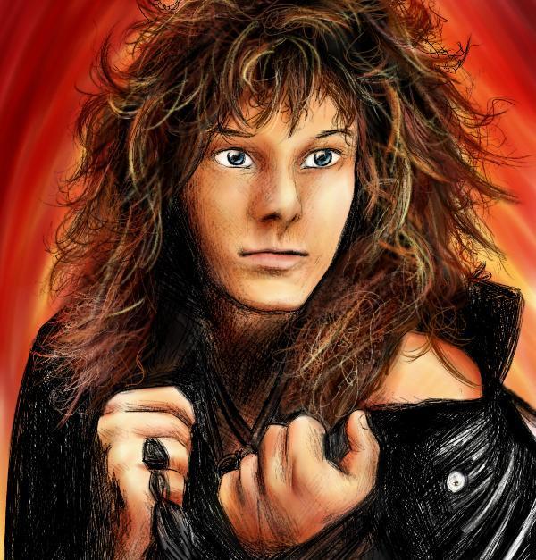 Jon Bon Jovi is lookin FEYUHCE by divine-rain946