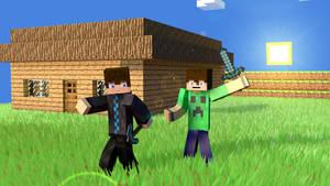 Minecraft - Let's mine!