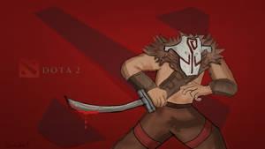 DOTA 2 Fan Art - Juggernaut!