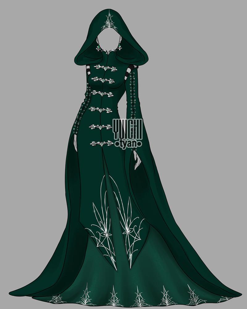 Rose Dress Design Deviantart