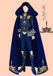 [closed] auction male magician adopt Outfits(224)