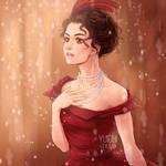 Dtiys from instagram Anna Karenina