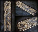 Loki Armor - chest strap
