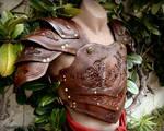 Tooled armor
