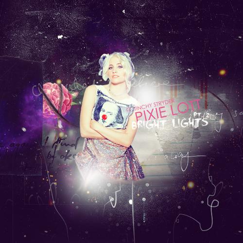 Art Zone >> Firmas, Avatares, Creaciones, etc. de Pixie - Página 5 Pixie_lott___bright_lights__feat__tinchy_stryder__by_smiler88-d4t1qaf