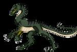 Rex the Procompsognathus
