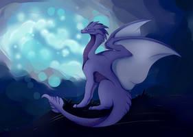 How to draw a dragon w Ryky