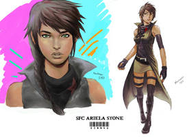 Ariela Stone - Operation Zapatista