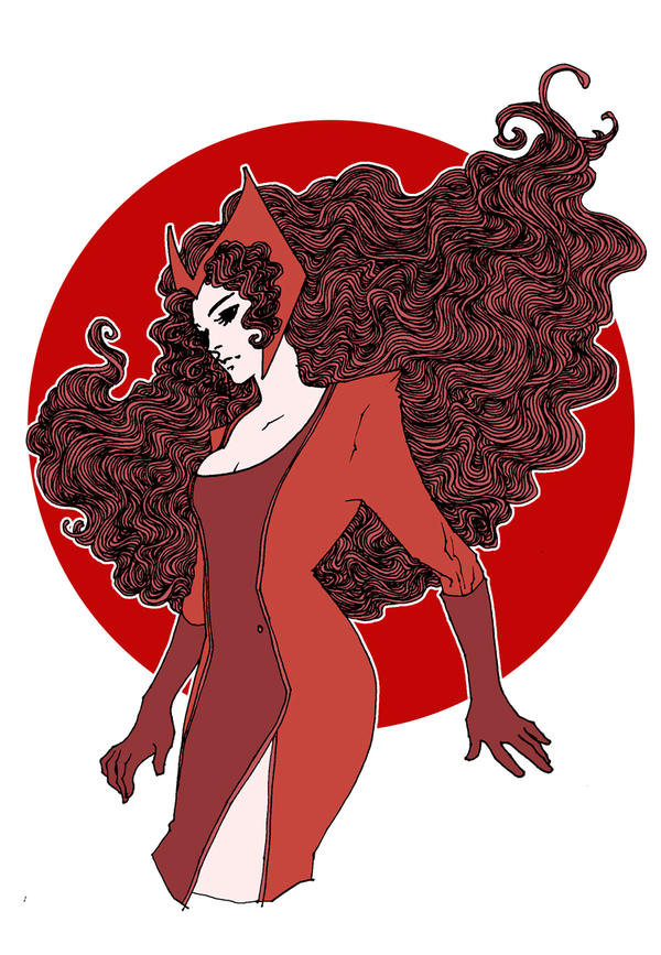 Wanda by trungles