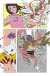 Gatomon Digivolve to...! by trungles