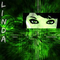 Linda the computer by GuldeDK