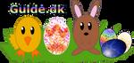 Toplogo - Easter by GuldeDK