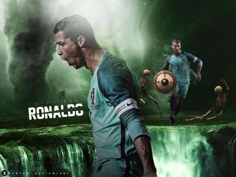 Cristiano Ronaldo Portugal Wallpaper By Heza By Xhunter006 On Deviantart