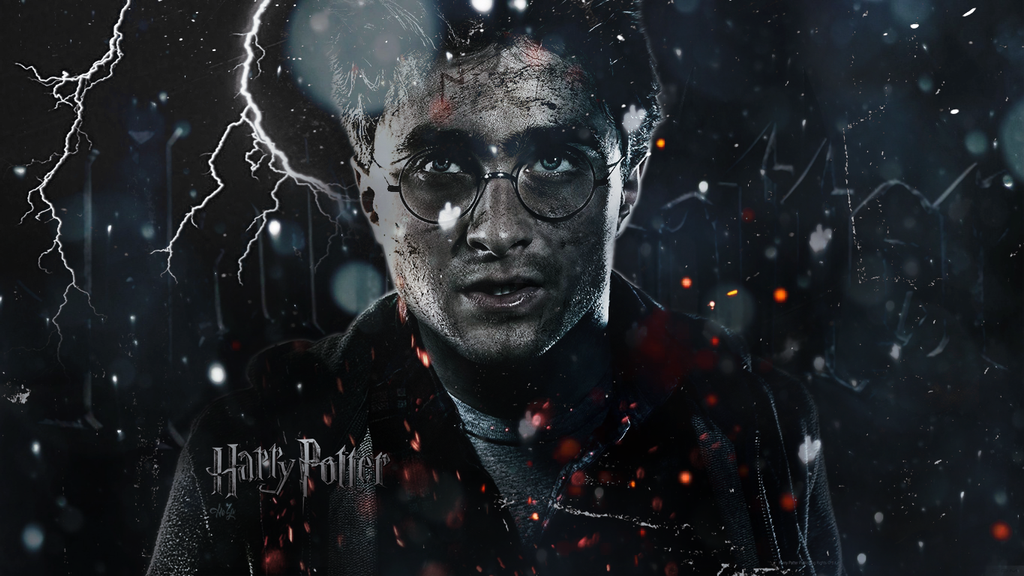 Harry Potter Wallpaper By HeZa by XHunter006 on DeviantArt