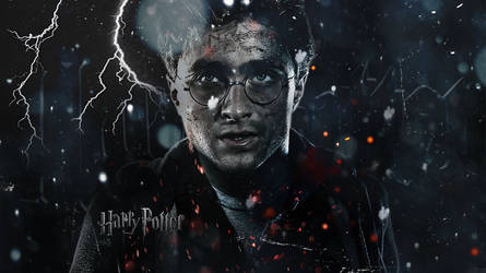 Harry Potter Wallpaper By HeZa by XHunter006