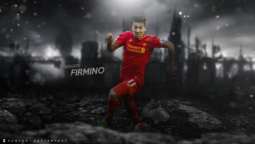 Roberto Firmino Wallpaper By HeZa By XHunter006 On DeviantArt