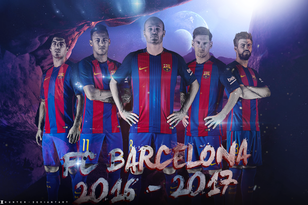 Fc Barcelona New Wallpaper By XHunter006