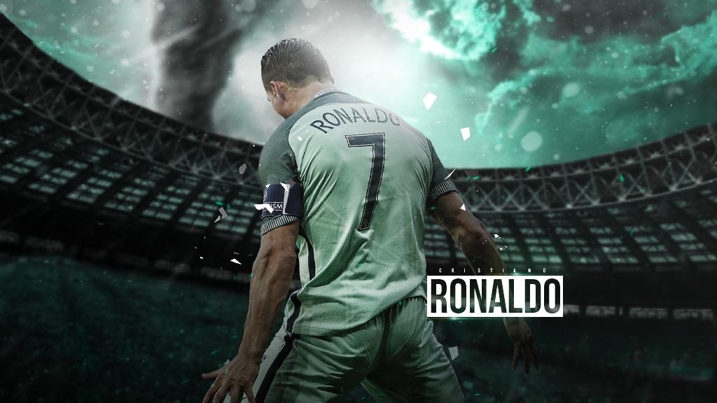 Cristiano Ronaldo Euro...
