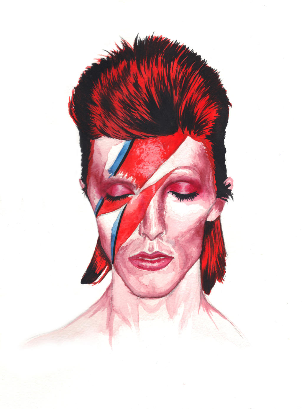 Ziggy Stardust by PolandSprang on DeviantArt